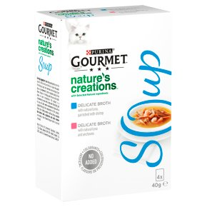 Gourmet Soup with Tuna