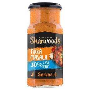 Sharwood's Reduced Fat Tikka Masala