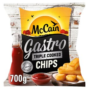 McCain Triple Cooked Gastro Chips