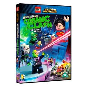 DVD LEGO Justice League: Cosmic Clash