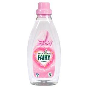 Fairy Non Bio Wool & Delicates 15 Washes