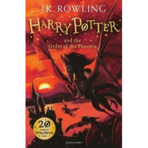 Harry Potter & The Order of the Phoenix J K Rowling