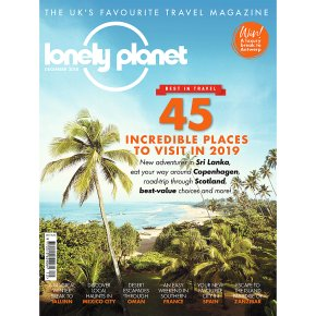 BBC Lonely Planet P/T