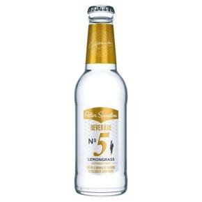 Peter Spanton No 5 Lemongrass Tonic Water