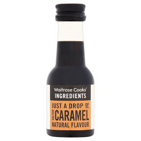 Waitrose Cooks' Homebaking caramel flavouring