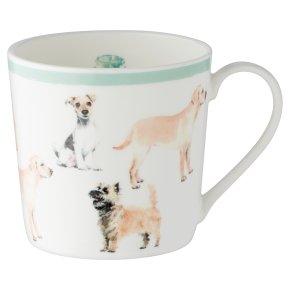 Waitrose Dorset Dogs Mug