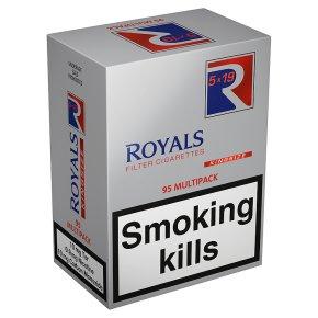 Royals kingsize multipack