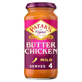 Patak's butter chicken sauce