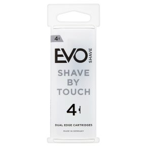 Evo Shave By Touch Cartridges