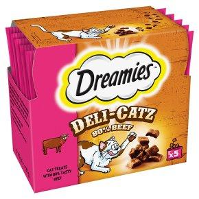 Dreamies Deli-Catz w/Beef