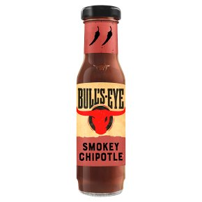 Bullseye Hot Sauce Smokey Chipotle