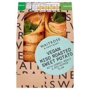 Waitrose Vegan Miso Roasted Sweet Potato