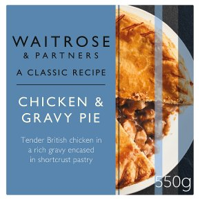 Waitrose Classic Roast Chicken Pie