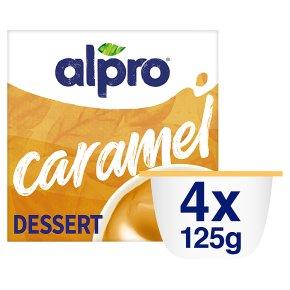 Alpro Soya Caramel Dessert