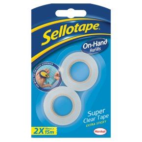 Sellotape On-Hand Refills