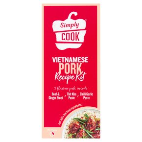 Simply Cook Vietnamese Step Kit