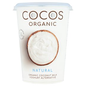 Co Yo Natural Coconut Milk Yoghurt Alternative