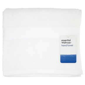 essential Waitrose Hand Towel