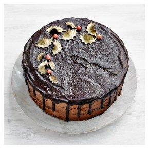 Fiona Cairns Chocolate Drippy Cake