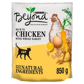 Beyond Dry Cat Food With Chicken