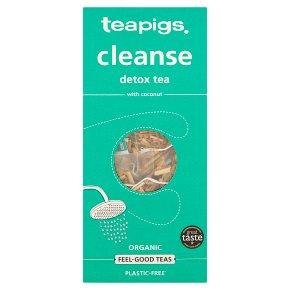 Teapigs Clean N Green Detox Tea