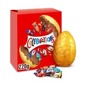 Celebrations Large Egg