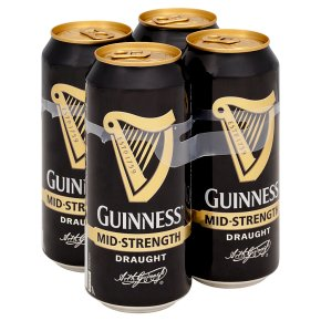 Guinness Mid-Strength Stout Republic of Ireland