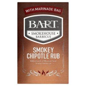 Bart Smokehouse smokey chipotle rub