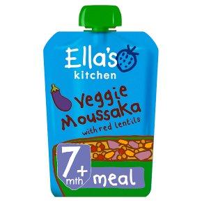 Ella's veggie moussaka