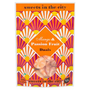 Sweets in The City Mango & Passion Fruit Duals