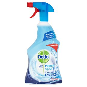 Dettol Power & Pure Bathroom Cleaner