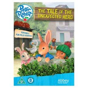 DVD Peter Rabbit Unexpected Hero
