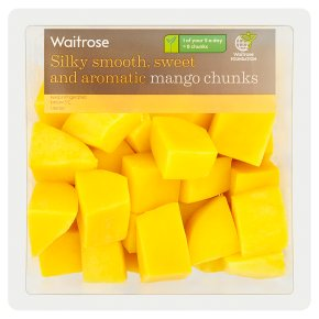 Waitrose Mango Chunks