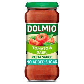 Dolmio Tomato & Basil Pasta Sauce