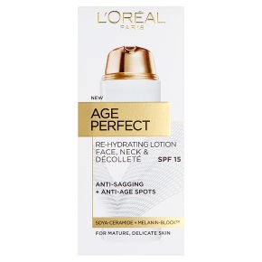 L'Oréal Age Perfect Face & Neck
