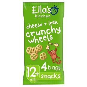 Ella's Kitchen Crunchy Wheels