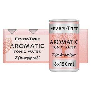 Fever-Tree Refreshingly Light Aromatic Tonic Water