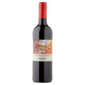 Sous le Soleil du Midi Merlot Vin de France