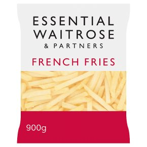 essential Waitrose French Fries
