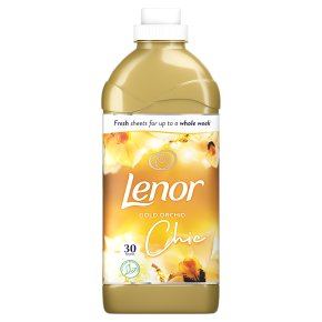Lenor Gold Orchid Fabric Conditioner 37 washes