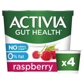 Activia 0% Fat Raspberry