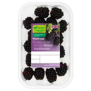 Waitrose 1 speciality Blackberries