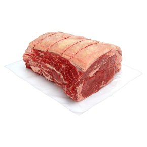 Waitrose 1 Dry Aged Aberdeen Angus Beef Sirloin