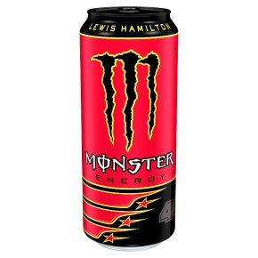 Monster Energy Lewis Hamilton