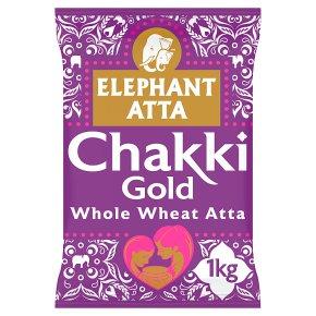 Elephant Atta Chakki Gold Wheat Flour
