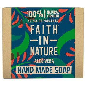 Faith in Nature Aloe Vera Soap
