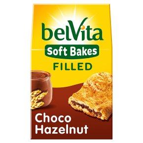 BelVita Breakfast Soft Bakes Filled Chocolate