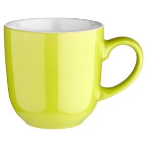 essential Waitrose green mug