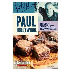 Paul Hollywood Belgian Chocolate Brownie Mix