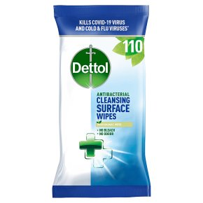 Dettol Anti-Bacterial Wipes